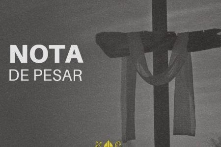 Nota de Pesar – Manoel Severino da Silva