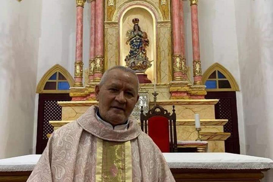 Após 30 anos de missão, Pe. Cícero Roberto despede-se da Diocese de Guarabira