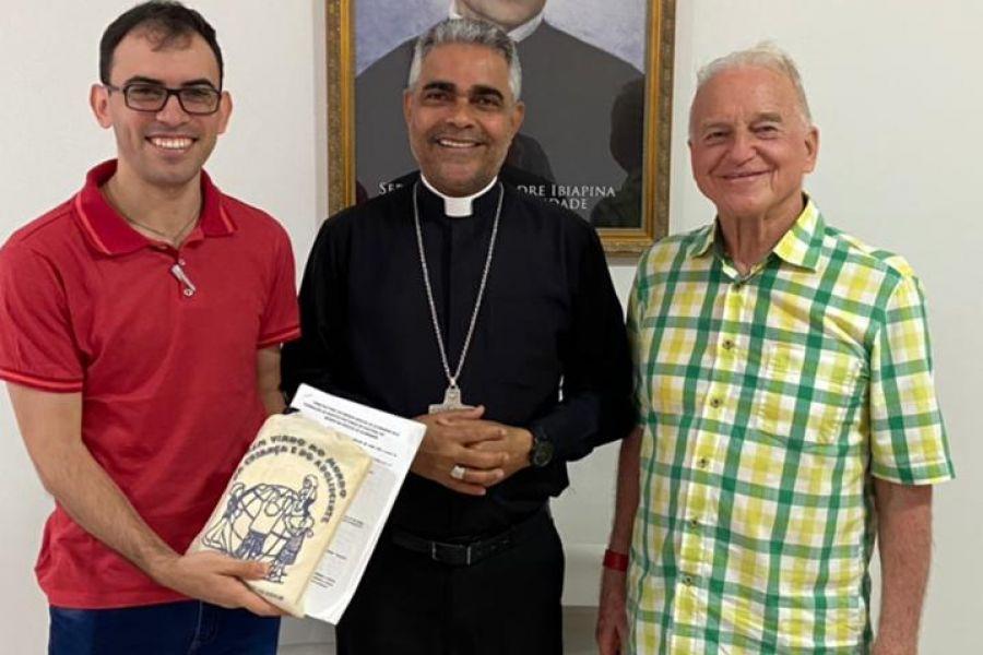 Dom Aldemiro nomeia novo Coordenador  Diocesano para a Pastoral do Menor