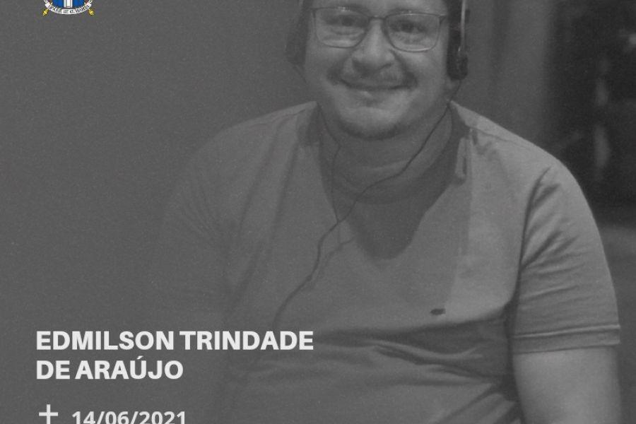 Nota de Pesar – Edmilson Trindade de Araújo
