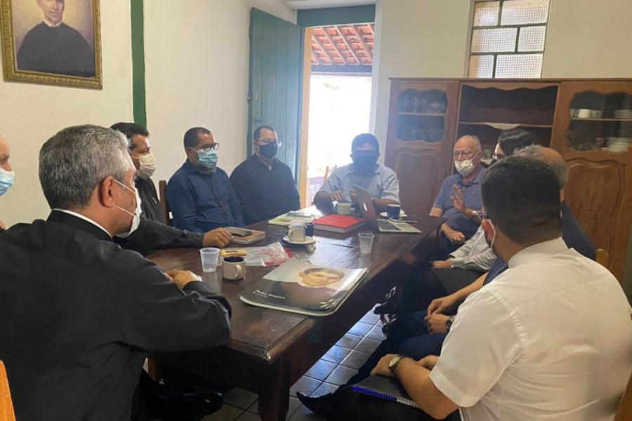 Comissão para a Causa do Padre Ibiapina se reúne em Santa Fé
